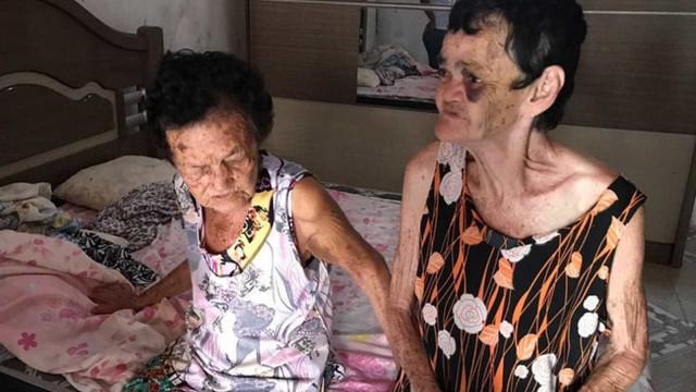 Jovem espanca a mãe e a avó; idosa não resistiu e faleceu