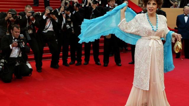 Gina Lollobrigida ganhará estrela na Calçada da Fama