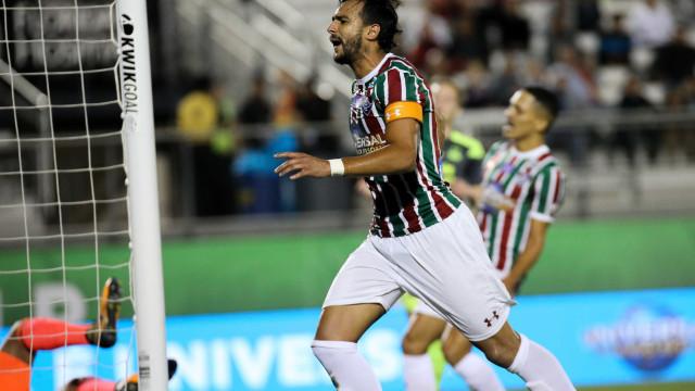 Henrique Dourado sobre Fluminense: 'Hoje minha vontade é sair'