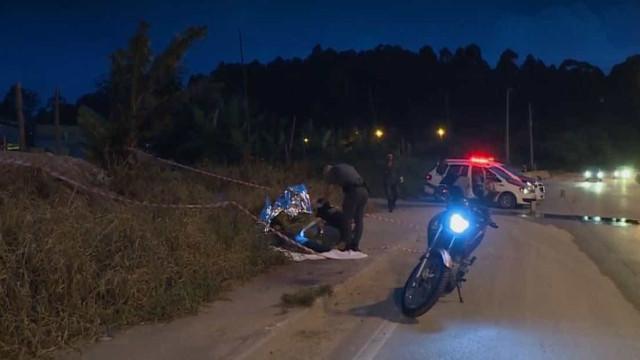 Motociclista morre após cortar pescoço em linha com cerol