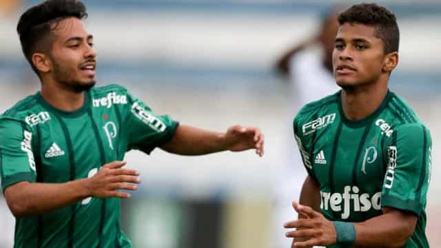 Palmeiras faz 7 a 0 no Taubaté e vai às oitavas da Copinha