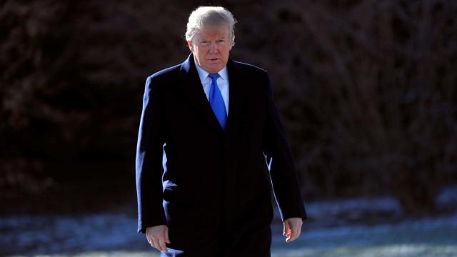 África do Sul exige explicações dos EUA após declaração de Trump