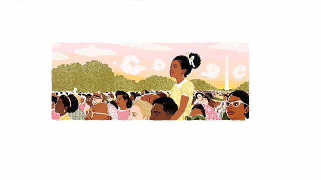 Doogle faz homenagem ao dia de Martin Luther King