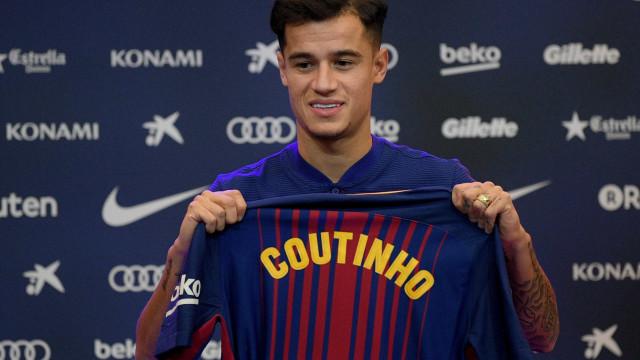 Estreia de Coutinho pelo Barcelona deve acontecer em 28 de janeiro