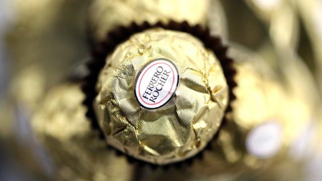 Ferrero compra chocolates Nestlé nos EUA por US$ 2,8 bilhões