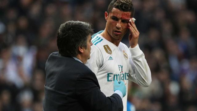 Cristiano Ronaldo 'dá o sangue', faz dois e Real Madrid vence por 7 a 1