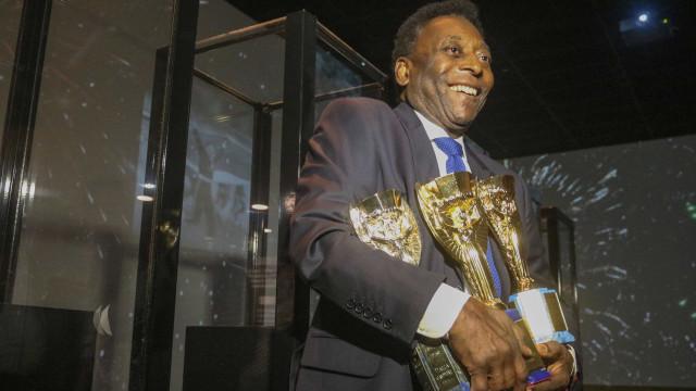 Pelé revela 'cobrança' de Maradona e se diz confiante com seleção