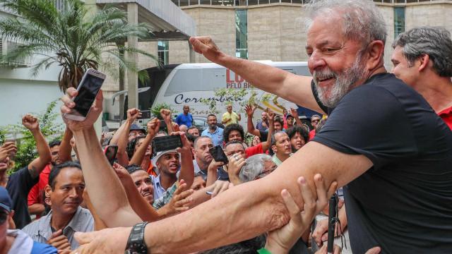 Lula não descarta ida a Porto Alegre para julgamento