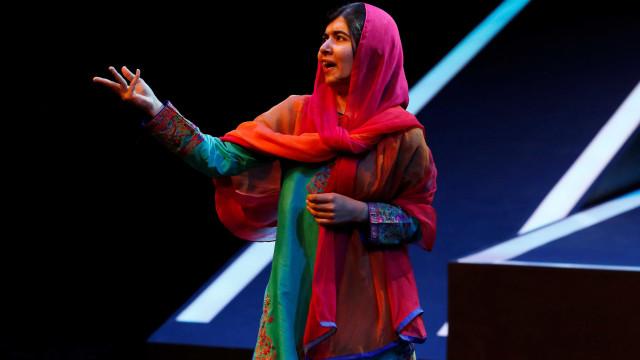 Malala diz que 'pessoas como Trump causam 'desapontamento'