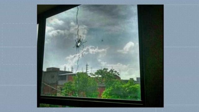 Tiro atinge sala da ONG Rio de Paz no Jacarezinho
