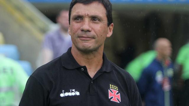 Zé Ricardo minimiza empate em clássico: 'Nosso foco é a Libertadores'