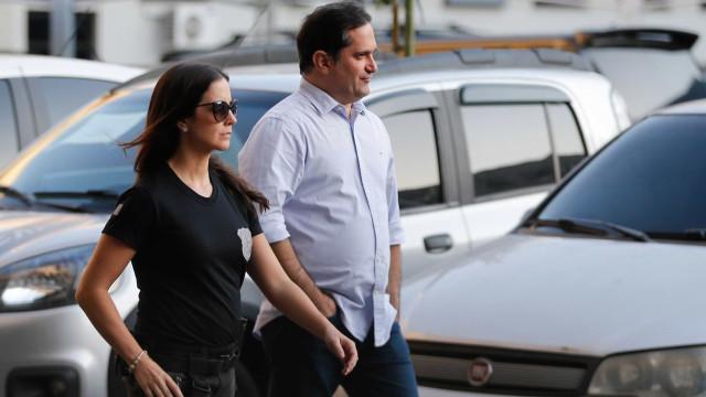 MPF quer manutenção de prisão preventiva de deputado do RJ