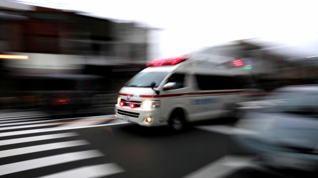 Ambulância atende desastre na BR-381 e bate de frente com caminhonete
