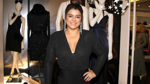 Preta Gil usa look justinho em evento: 'Emagreci oito quilos'