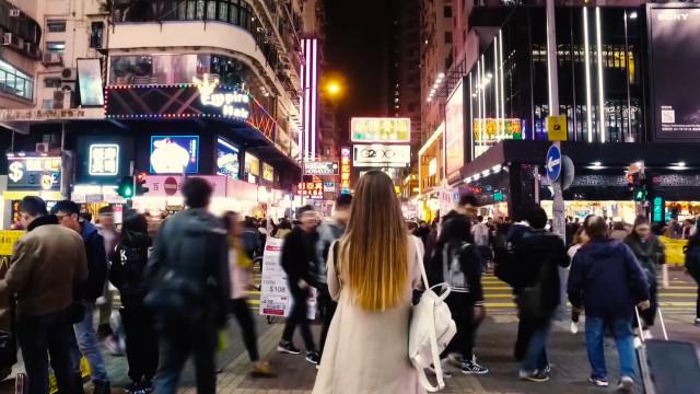Hong Kong: uma fantástica cidade em movimento filmada em HD