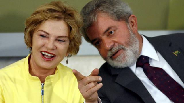 Lula convida militantes para missa de um ano da morte de Marisa Letícia