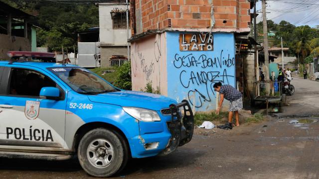 Polícia faz operação para capturar foragidos da Justiça no Rio