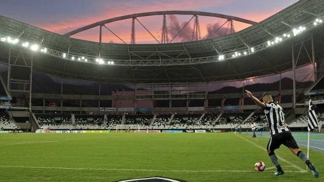 Flamengo e Botafogo costuram acordo por semifinal no Engenhão