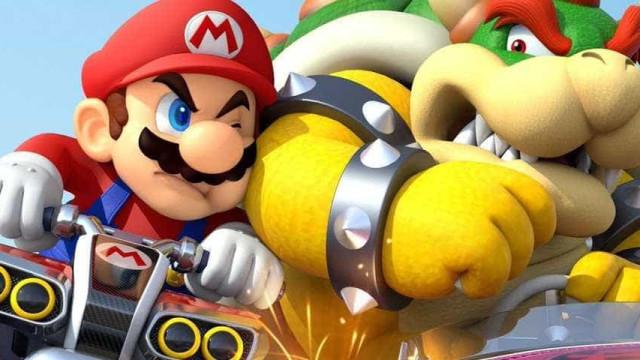 Mario Kart Tour para iPhone vai ser lançado no sistema free to start
