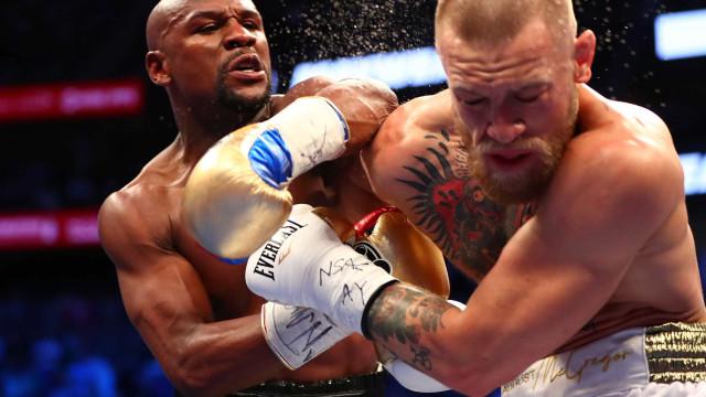 Mayweather provoca Conor McGregor nas redes sociais