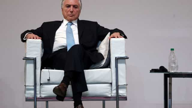 Inquérito sobre decreto dos portos poupa sigilo bancário de Temer