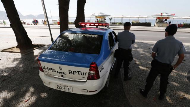 Após arrastões, PM do Rio reforça patrulhamento na orla