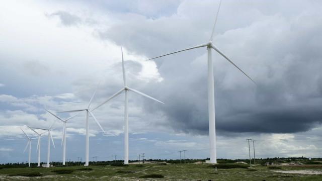 Brasil aumenta produção e se torna 8º no mundo em produção eólica