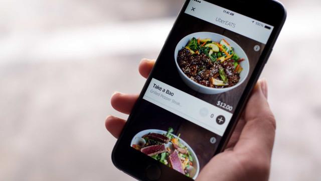 Uber Eats agora tem recurso de chat gratuito