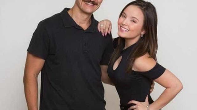 Larissa Manoela será filha de Gabriel Braga Nunes no teatro