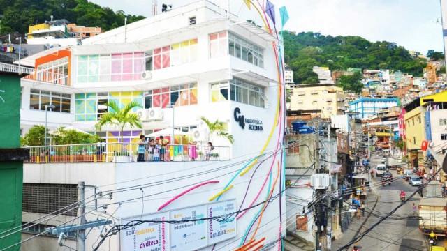 Rio de Janeiro vai reabrir mais duas bibliotecas parque