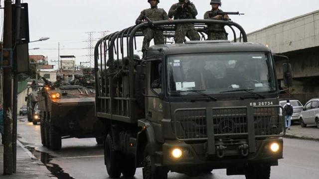 Intervenção pode fortalecer crime organizado, alerta ex-tenente-coronel