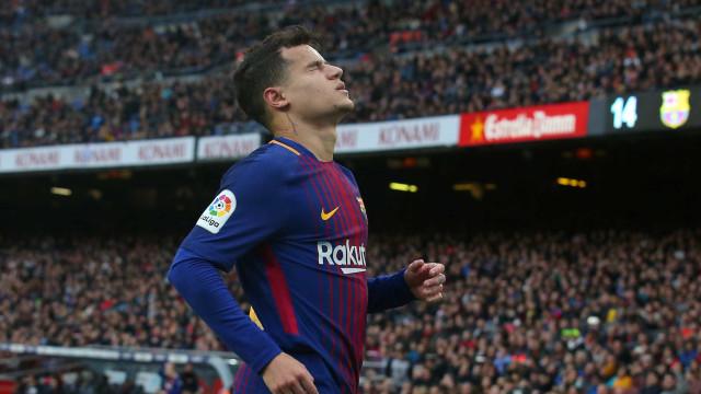 Philippe Coutinho tem casa roubada em Barcelona