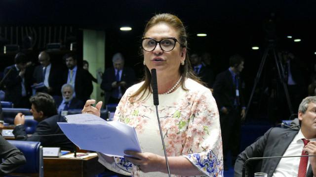 Kátia Abreu teme que criminosos do Rio migrem para outros estados