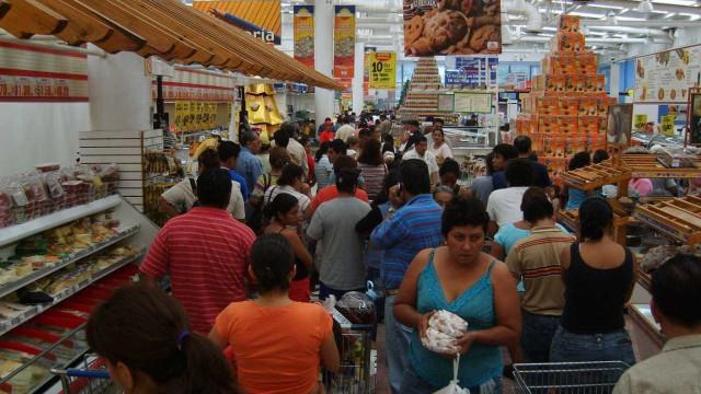 Mercado reduz de 3,84% para 3,81% estimativa da inflação para este ano