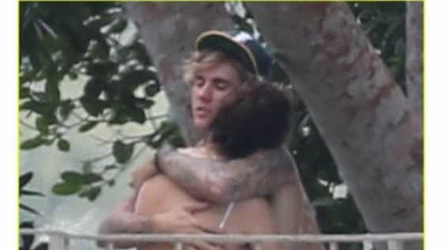 Justin Bieber e Selana Gomez: fotos revelam intimidade na Jamaica