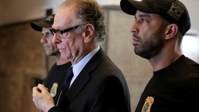 Procuradoria pede que Nuzman volte a cumprir prisão
