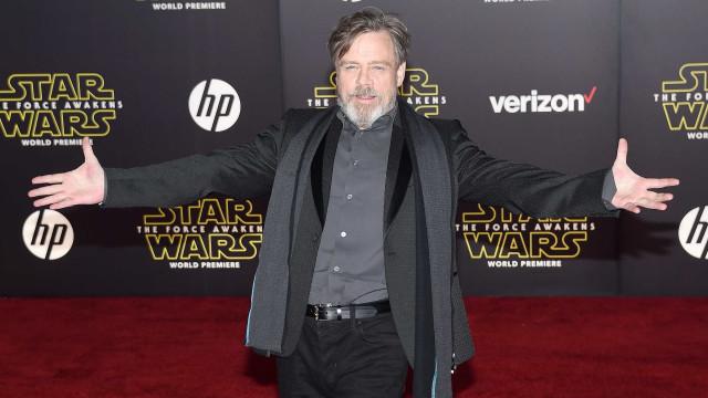 Mark Hamill, eterno Luke Skywalker, vai ter estrela na Calçada da Fama