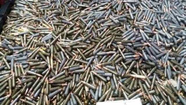 Bolívia, Paraguai e Suíça: a origem da munição que chegaria ao Rio