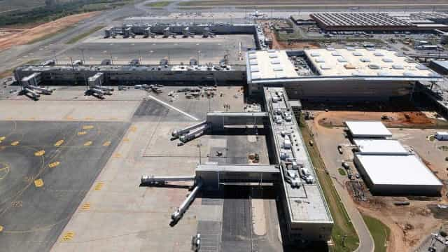 Governo abre cassação da concessão do aeroporto de Viracopos