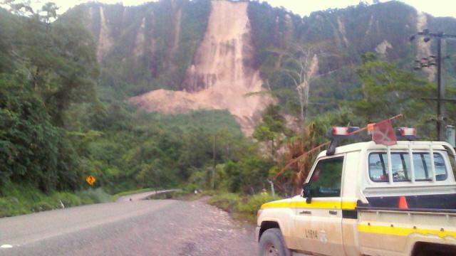 Novo tremor de 6,1 na Papua Nova Guiné após abalo que causou 31 mortos