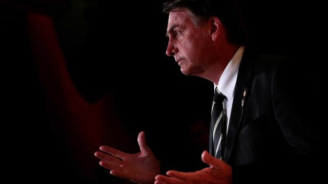 Bolsonaro diz que não vai às ruas acompanhar julgamento por medo