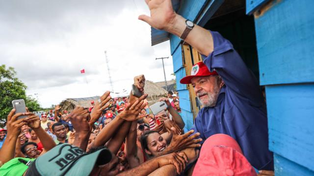 Caravana de Lula pelo Sul do país começa na próxima segunda-feira