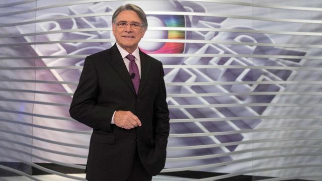 Aos 76 anos, Sergio Chapelin adia aposentadoria a pedido da Globo