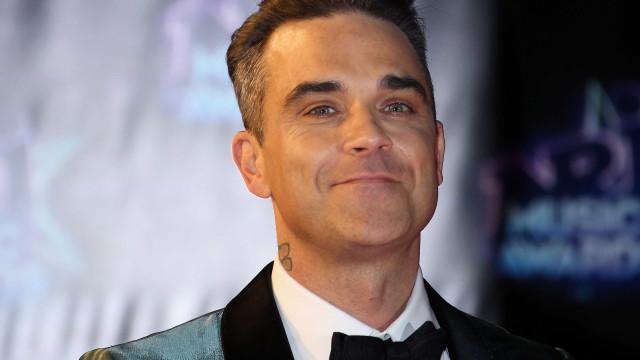 'Tenho uma doença que quer me matar', diz Robbie Williams