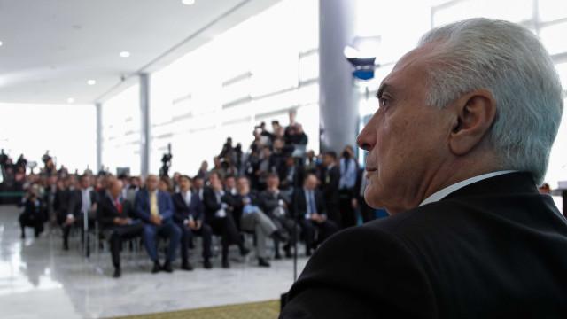 Temer reúne 27 governadores hoje para avaliar novas intervenções