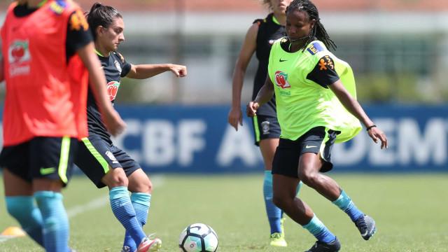 Aos 39 anos, Formiga volta à seleção brasileira