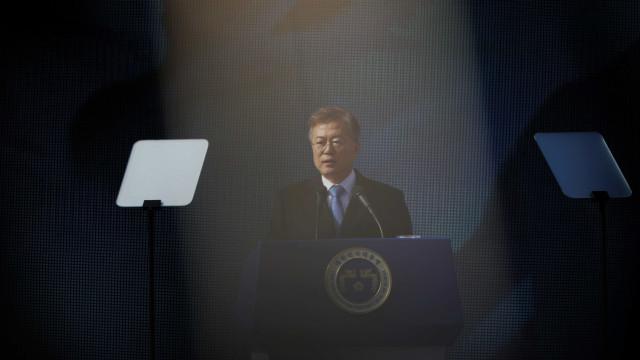 Delegação sul-coreana inicia visita ao Norte nesta segunda