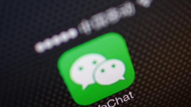 WhatsApp Chinês conquista 1 bilhão de contas
