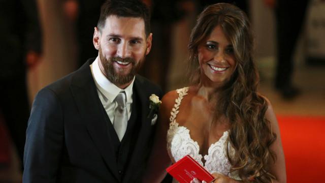 Messi é liberado de jogo para acompanhar nascimento de 3º filho