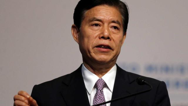 Pequim: guerra comercial com os EUA 'traria desastre para todo o mundo'